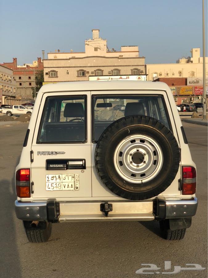 باترول مخزن 1990 عداد 78 الف ( تم البيع )