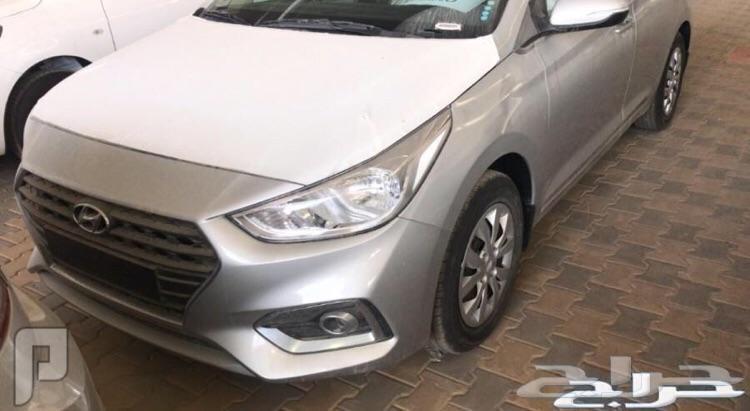 هونداي - اكسنت - 2020- العوده للسيارات