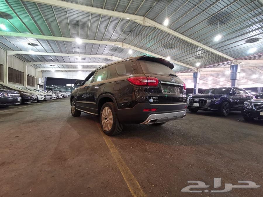 شانجان CS95 فل كامل موديل 2020 (سعودي)