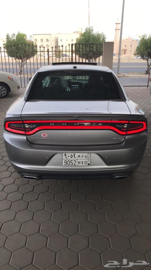 دوج تشارجر 2018 فئة SXT-B ب 99.500