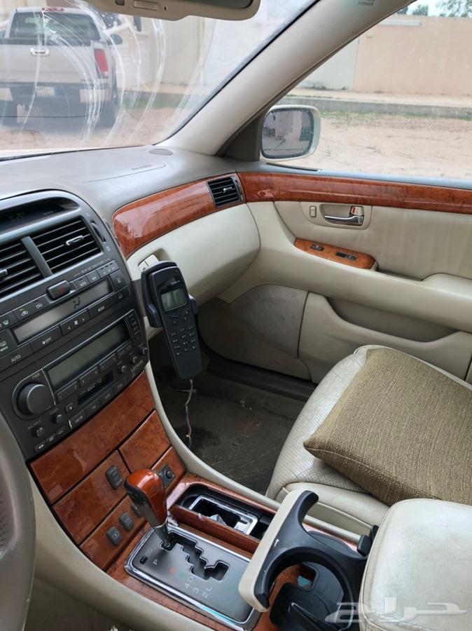 لكزس LS430 2002