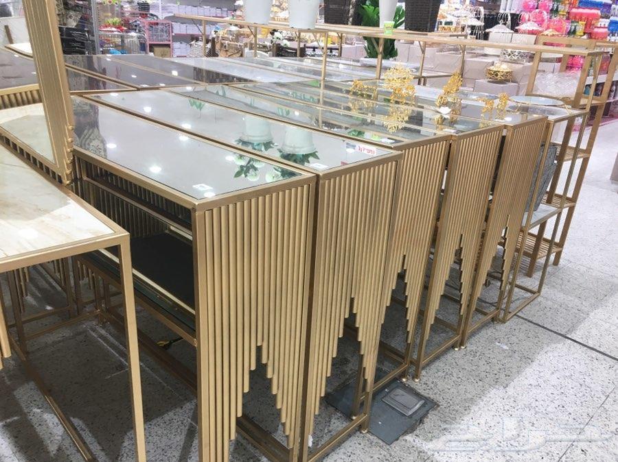 مداخل طاولات صواني