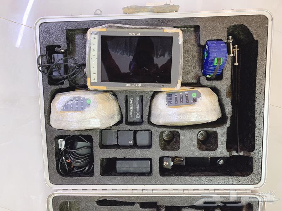 جهاز مساحه اجهزة مساحية جي بي اس توبكن
