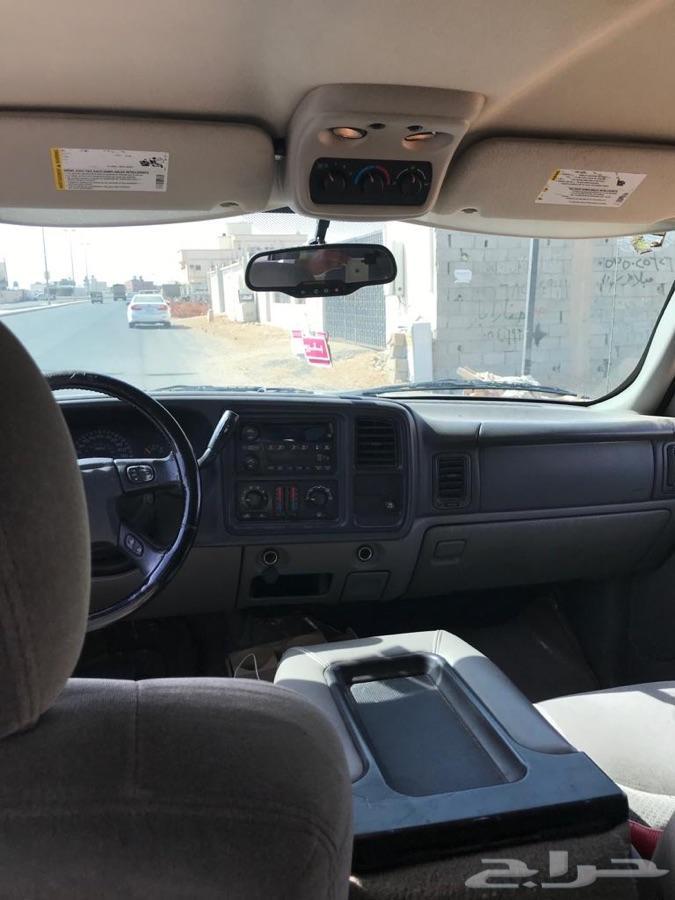 تاهو 2006 للبدل بسيارة اجرة