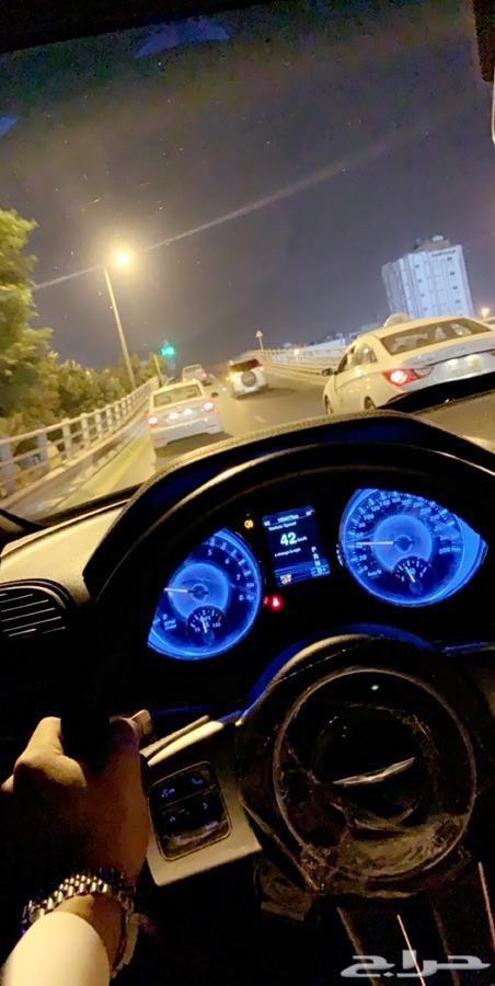 كليزلر srt 2013 سعودي