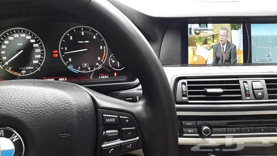 تشغيل الفيديو اثناء القيادة