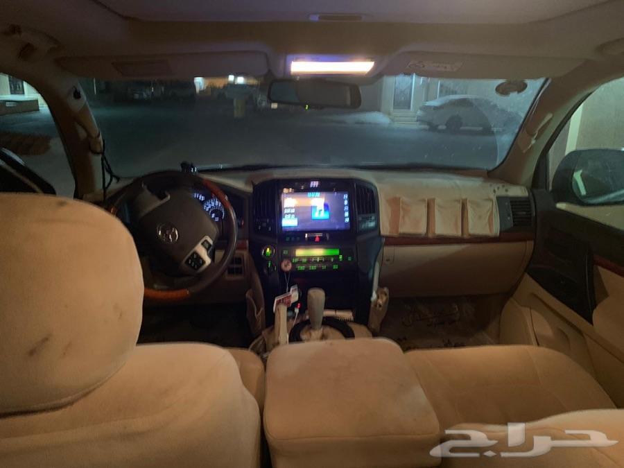 للبيع لاندكروزر 2014 جي اكس 8 سلندر