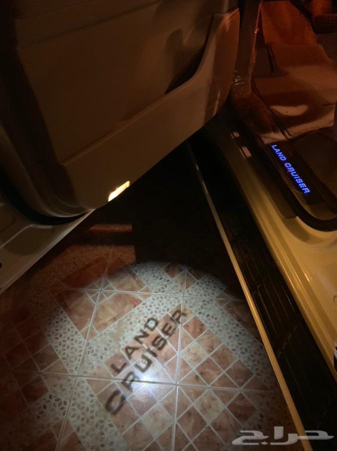 GXR3 جيب لاندكروزر 2018 فل كامل