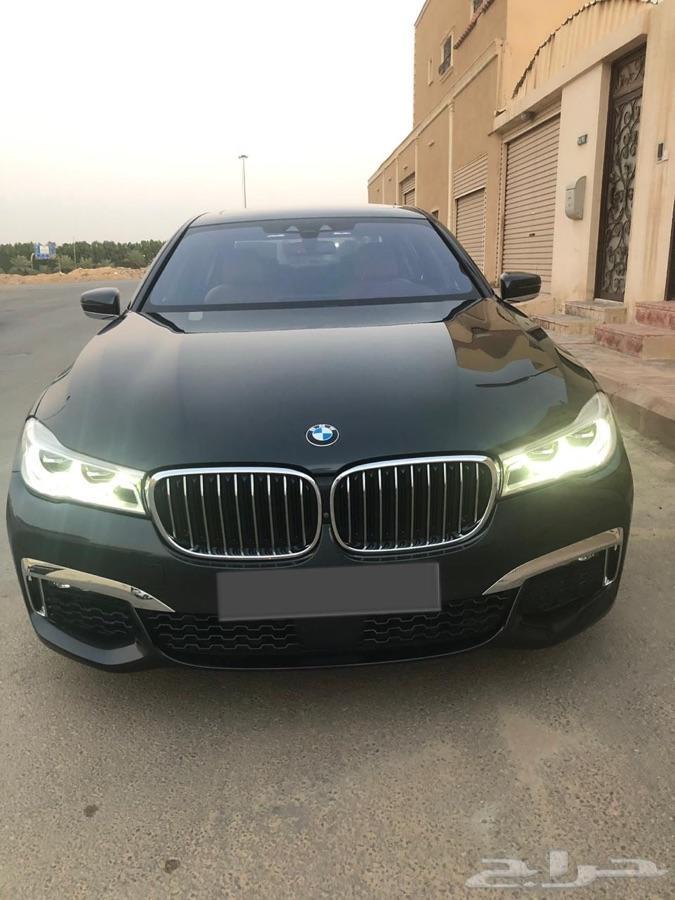 BMW 740Li - M Kit 2017