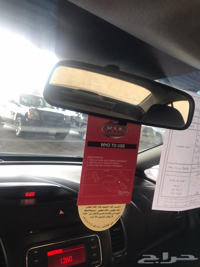 كيا سيراتو 2018 ( تم البيع )