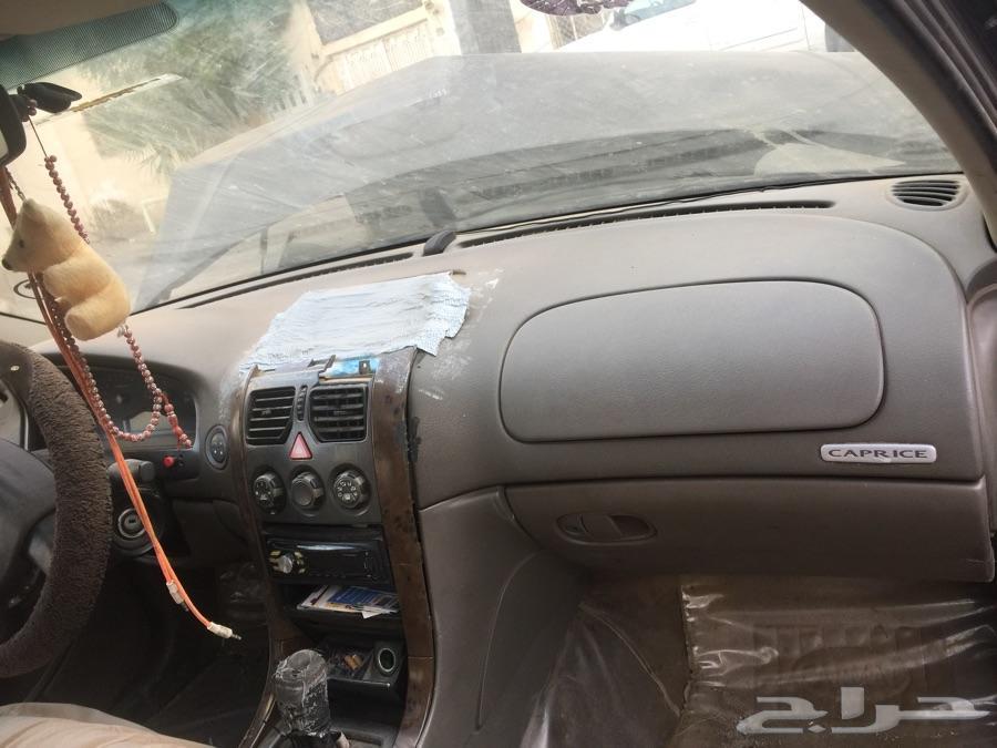 سيارة كابريس موديل 2006 - مصدومه