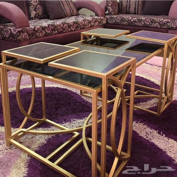 تفصيل  طاولات ومداخل