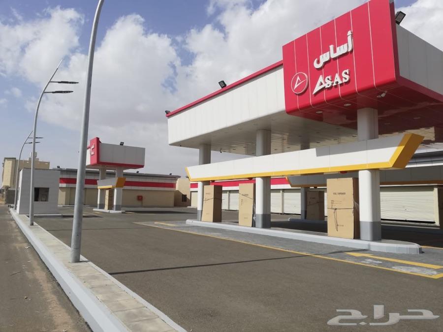 محطه للايجار الرميده شارع الجامعه الطائف