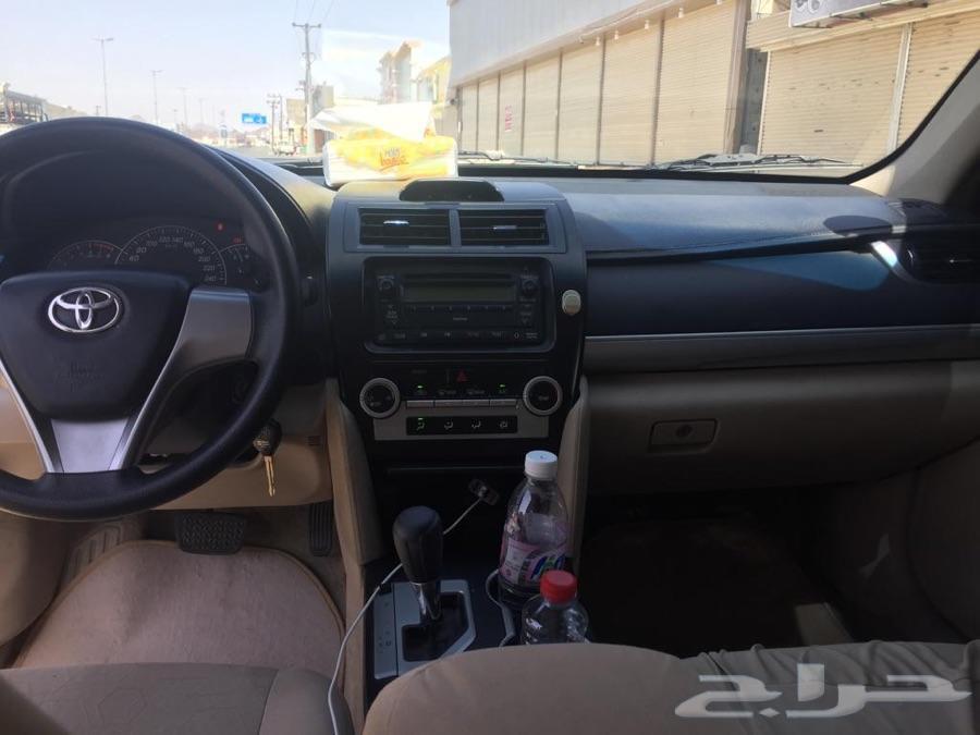 الرياض - كامري 2013 الممشى 200