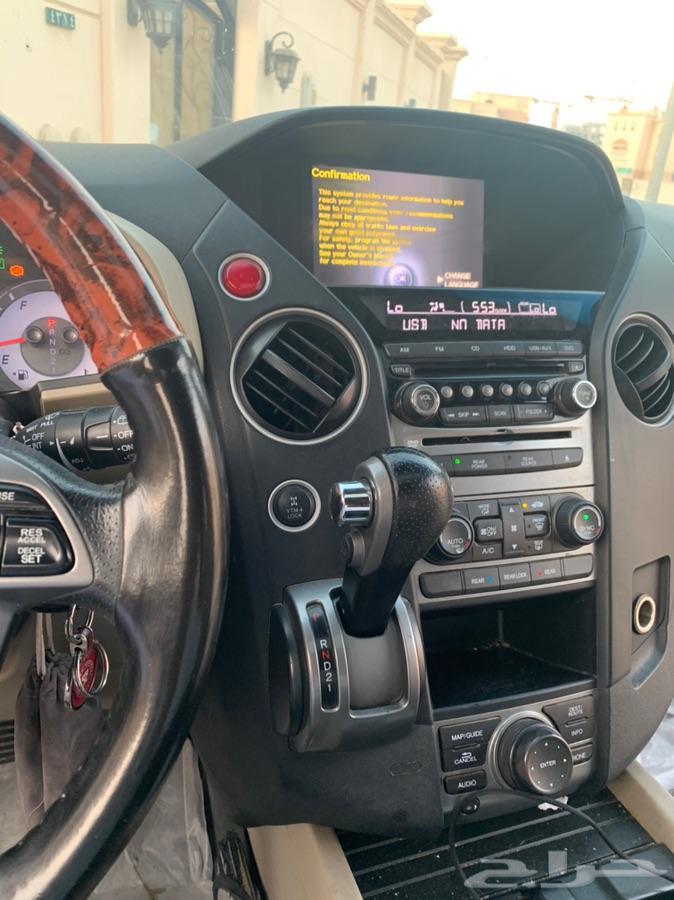 سيارة بايلوت هوندا