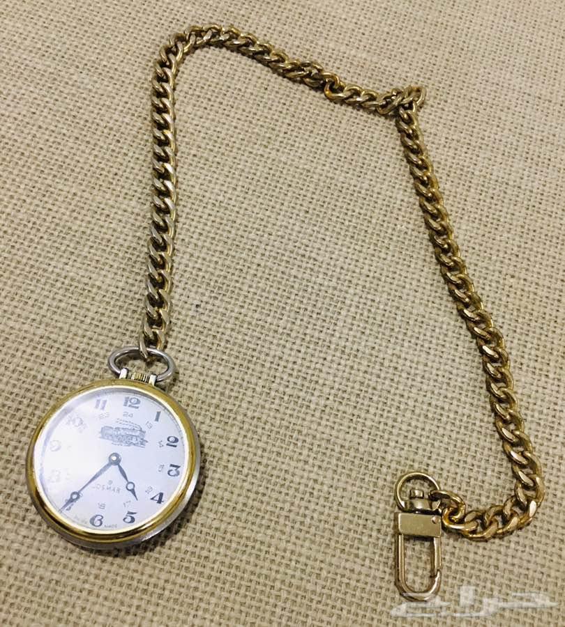 ساعة تراثية نادرة