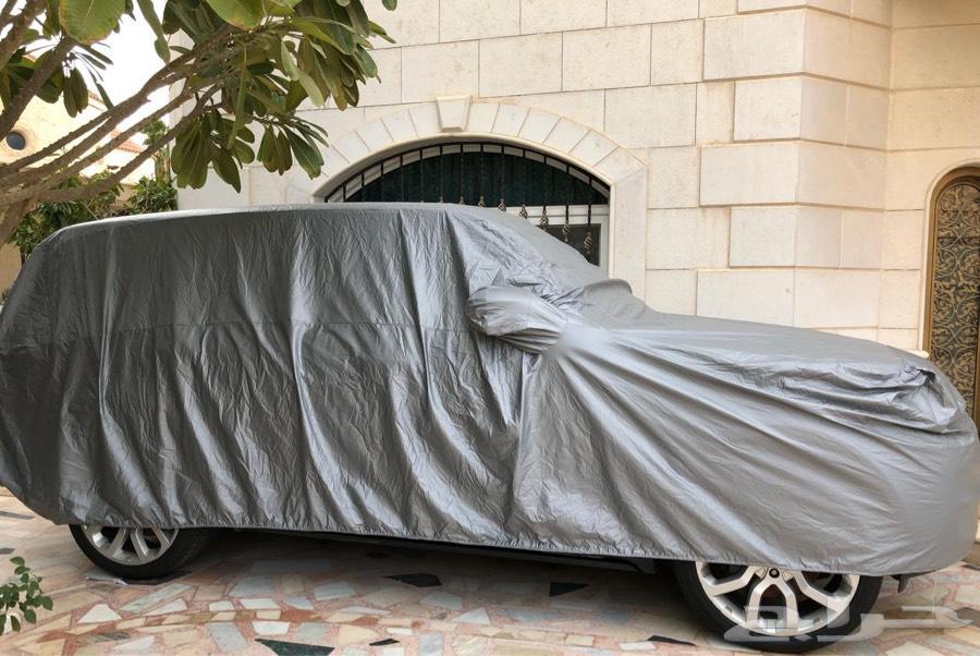 غطاء شراع حماية السيارات مبطن قطن الاصلي