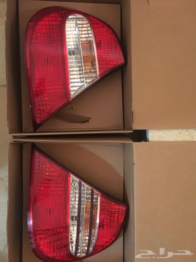 اسطبات خلفية و شمعة أمامية - كامري 2003