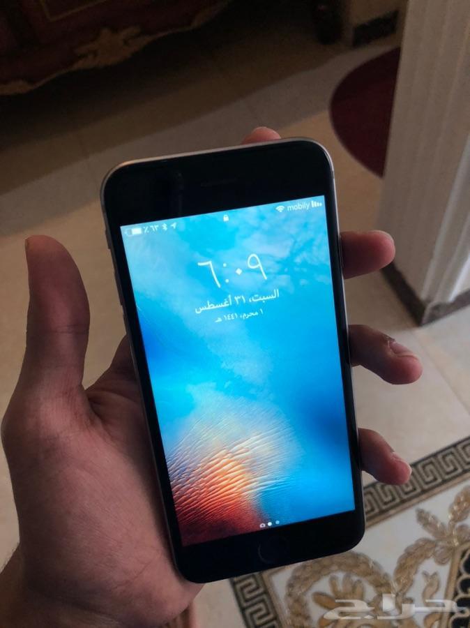 للبيع ايفون 6s  64gb