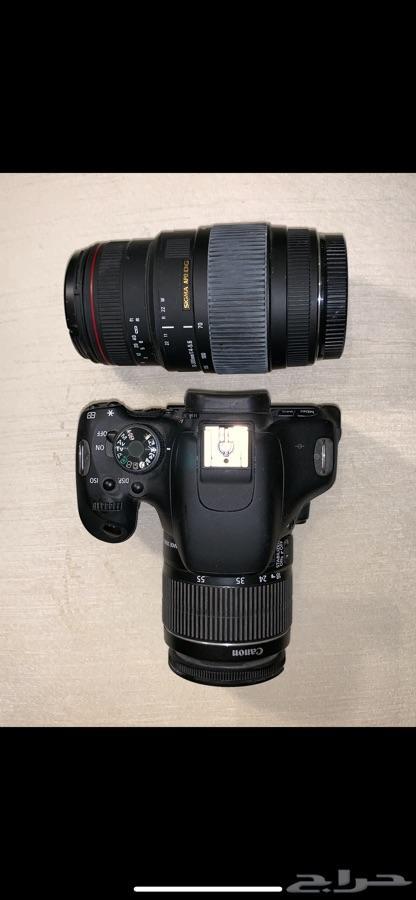 كاميرا كانون D600