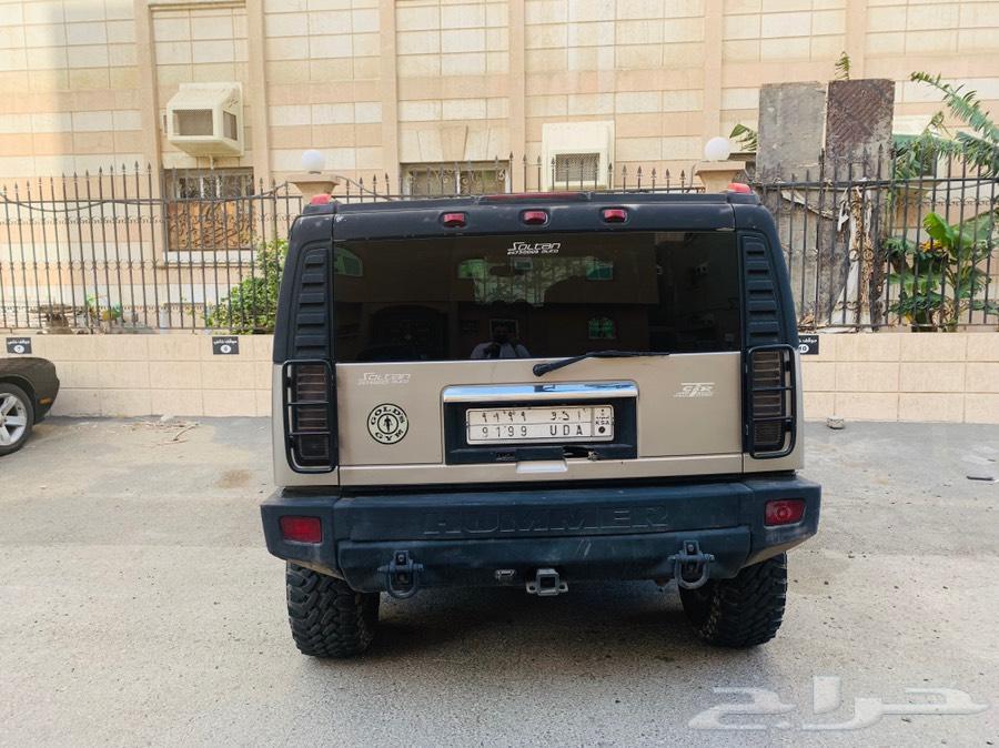 جدة - همر 2004 ممشى 247000