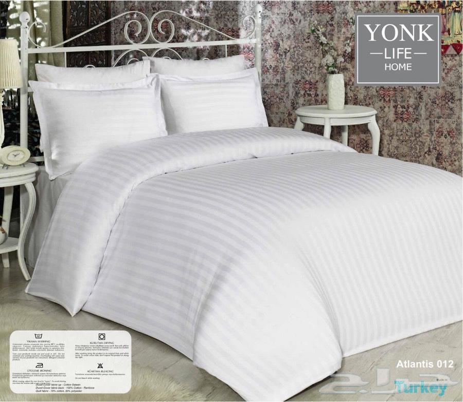 مفرش فندقي ملكي ماركة YONK