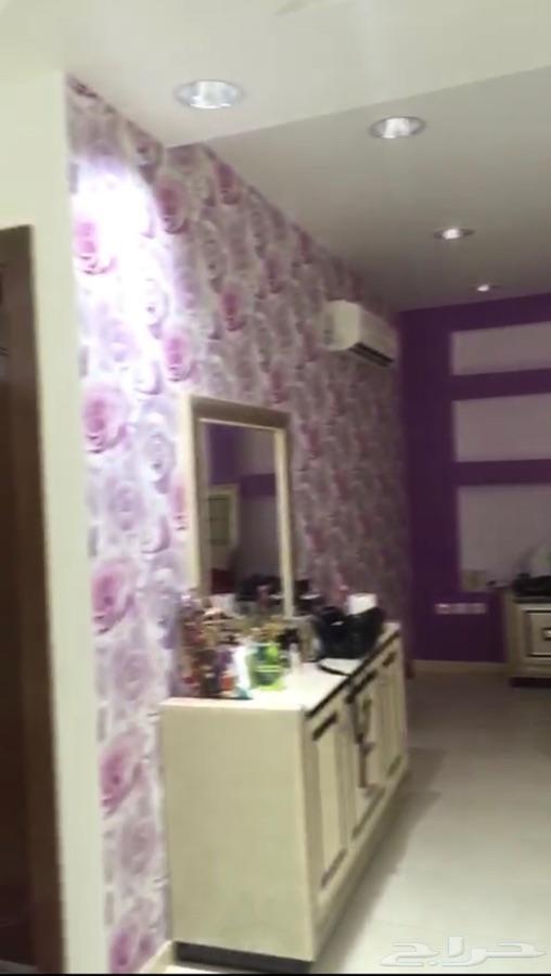 اثاث بيت كامل دورين  نظيف وجديد للبيع