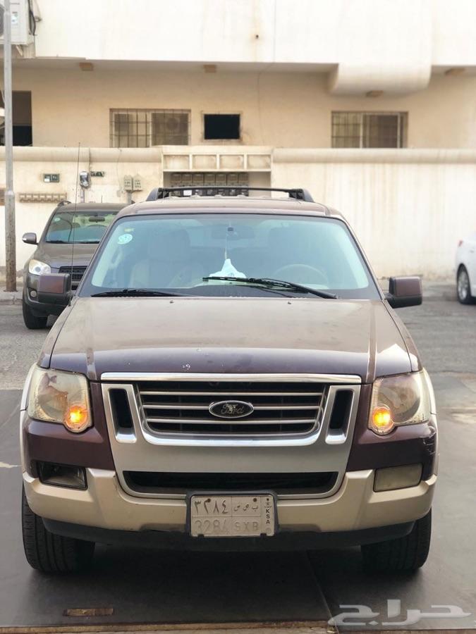 Ford Explorer -فورد اكسبلورر 2006 الخبر