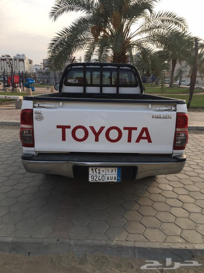 مكة - هايلكس 2014