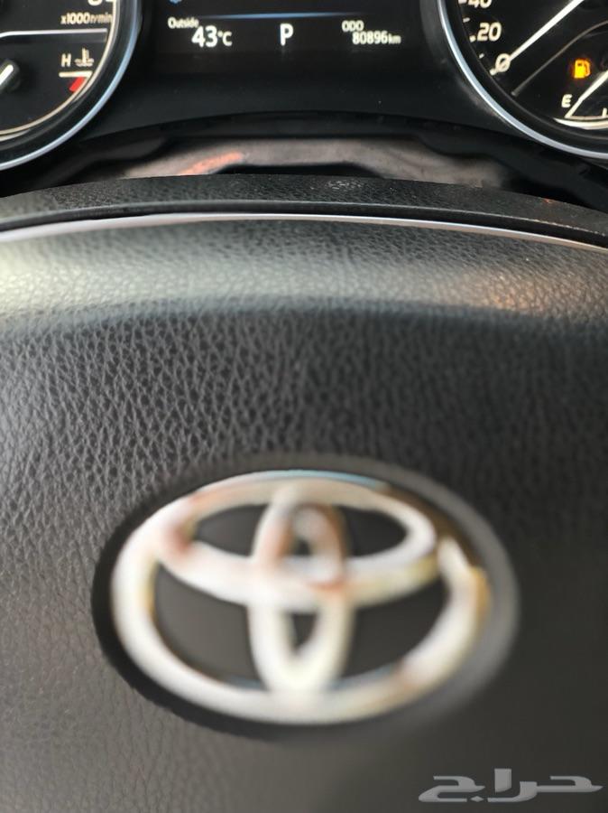 تويوتا كامري 2018 قراندي V6