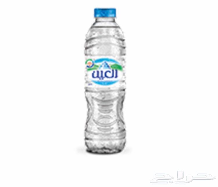 الماء العين
