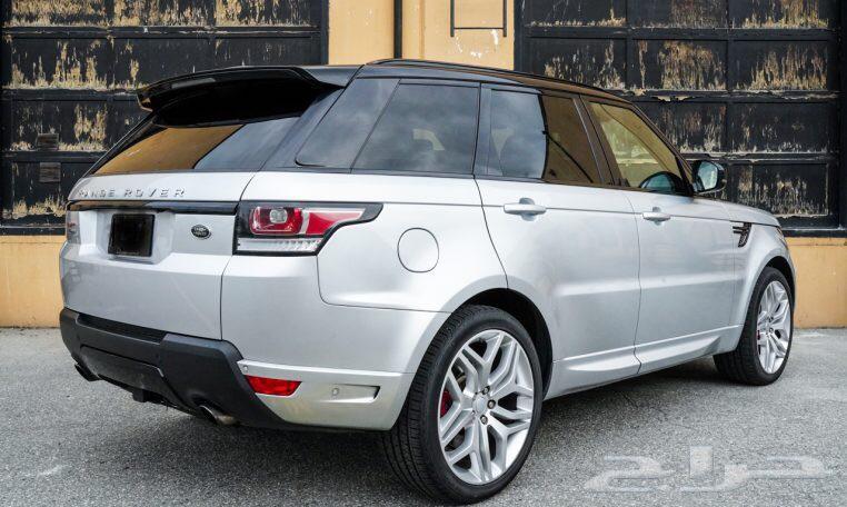 2015 Range Rover Sport Autobiography