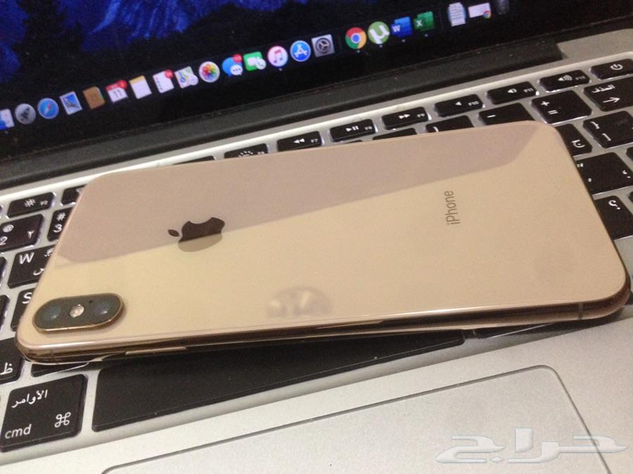 ايفون اكس اس ماكس . iphone xs max 256 gb