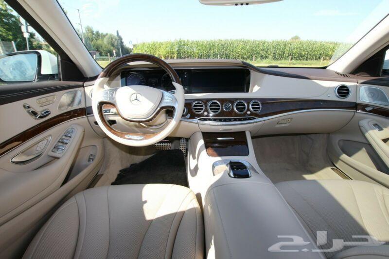 مرسيدس AMG S500 2018