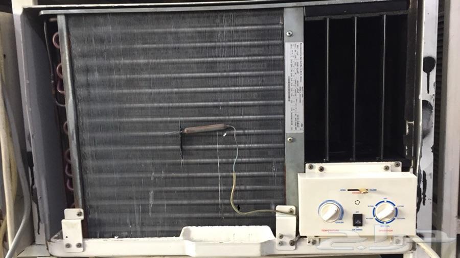 مكيفات مستعمل نظيف شباك و سبلت