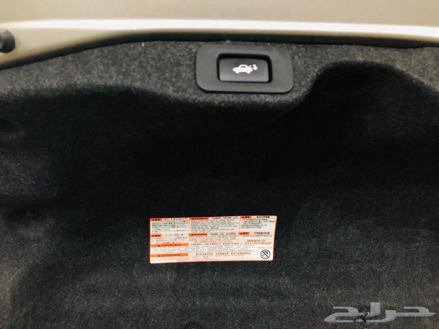 تم البيع لكزس es350 تم البيع