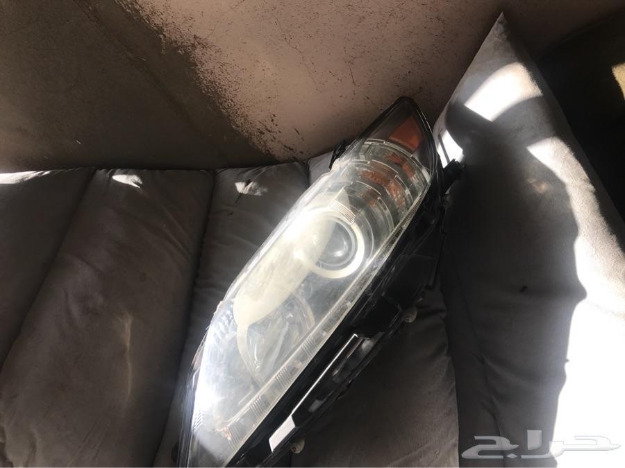 شمعات لكزس 350  نور يسار