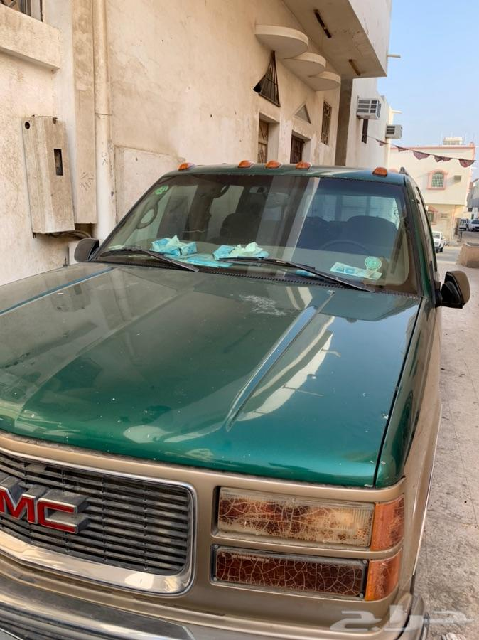 جده - جمس موديل 1999 سعودي