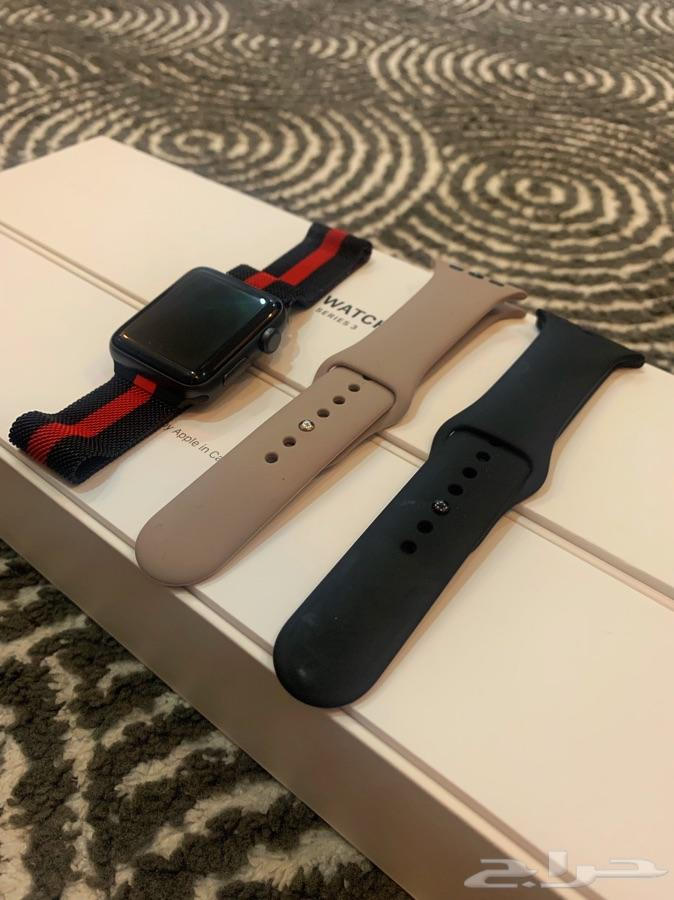 ساعة أبل الإصدار Apple Watch 3