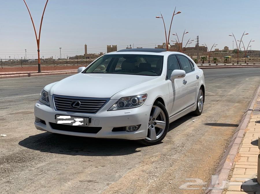 لكزس 2010 لارج 460 سعودي