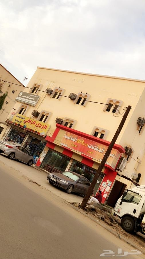 حراج العقار فرصة استثمارية عمارة للبيع جيزان صامطة