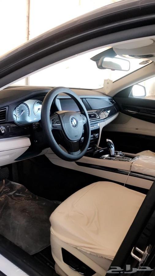 بي ام 740 BMW 740 موديل 2009