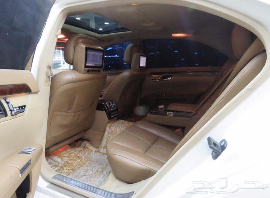 للبيع مرسيدس S350 وهوية مقيم للخليجيين