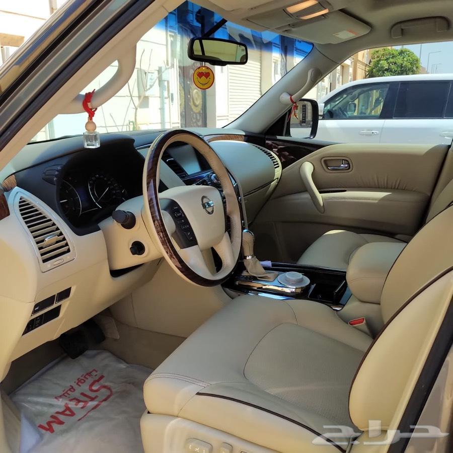 باترول 2014 بلاتينيوم V8 320 HP سعودي