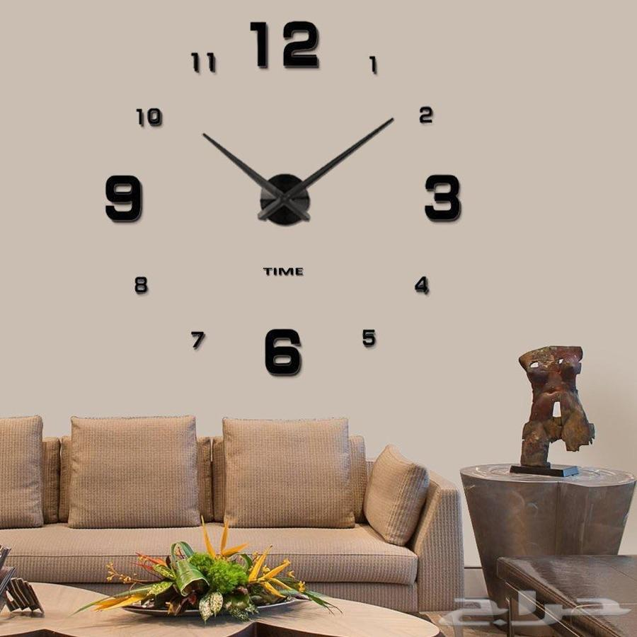 ساعات حائط 3d عروض مع التركيب