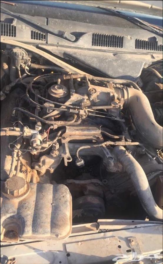 ماكينة فورد 2001