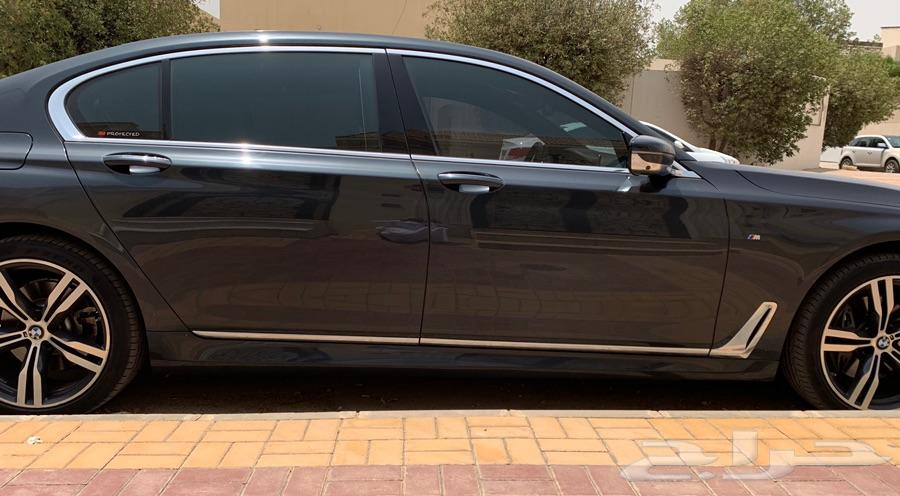 للبيع BMW 740LI M Kit 2017