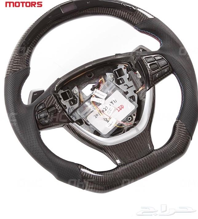 طارة BMW Carbone fibers