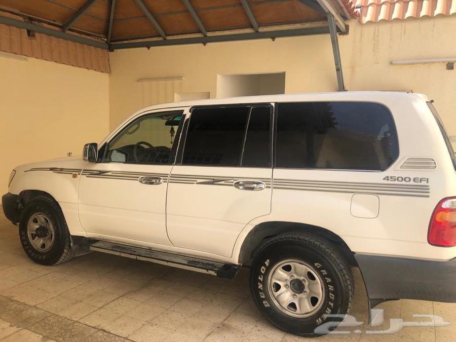 الرياض -  GX موديل 2004 الممشئ 219241