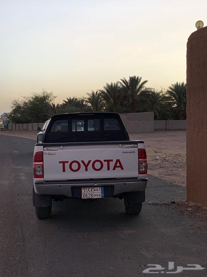هايلوكس دبل سعودي